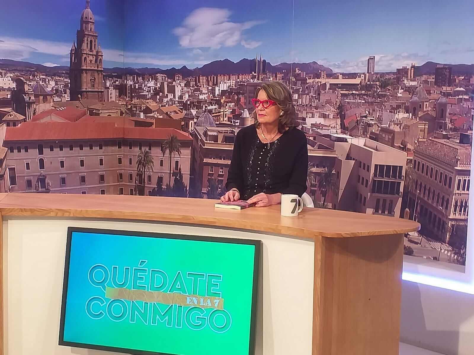 entrevista tele autora editorial ecu